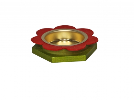Kerzenhalter Blume für Bienen