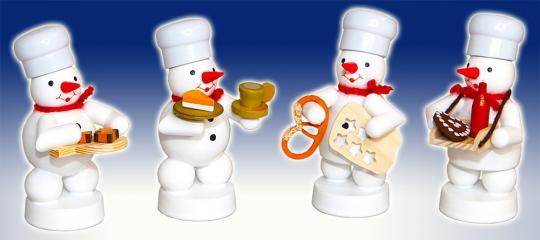 Satz Nr.: 4 Weihnachtsbäckerei
